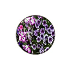 Flowers Blossom Bloom Plant Nature Hat Clip Ball Marker (4 pack)