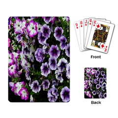 Flowers Blossom Bloom Plant Nature Playing Card