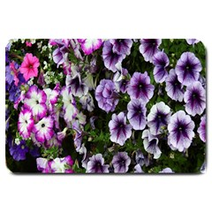 Flowers Blossom Bloom Plant Nature Large Doormat