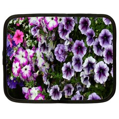 Flowers Blossom Bloom Plant Nature Netbook Case (XXL)
