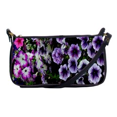 Flowers Blossom Bloom Plant Nature Shoulder Clutch Bags