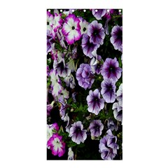 Flowers Blossom Bloom Plant Nature Shower Curtain 36  x 72  (Stall)