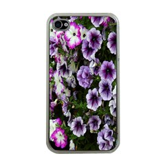 Flowers Blossom Bloom Plant Nature Apple iPhone 4 Case (Clear)