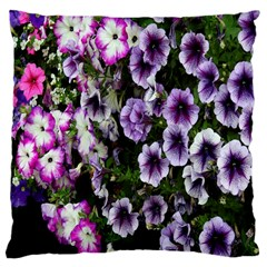Flowers Blossom Bloom Plant Nature Large Cushion Case (Two Sides)