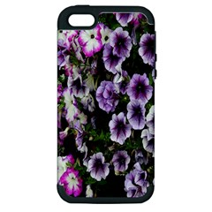 Flowers Blossom Bloom Plant Nature Apple iPhone 5 Hardshell Case (PC+Silicone)