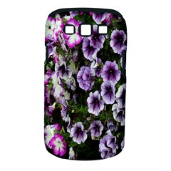 Flowers Blossom Bloom Plant Nature Samsung Galaxy S III Classic Hardshell Case (PC+Silicone)