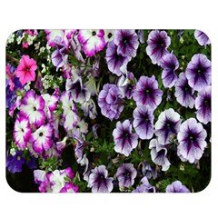 Flowers Blossom Bloom Plant Nature Double Sided Flano Blanket (Medium)