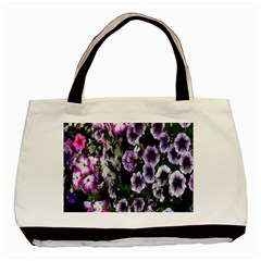 Flowers Blossom Bloom Plant Nature Basic Tote Bag (Two Sides)