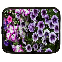 Flowers Blossom Bloom Plant Nature Netbook Case (XL)