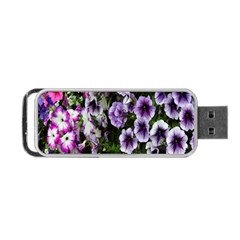 Flowers Blossom Bloom Plant Nature Portable USB Flash (One Side)