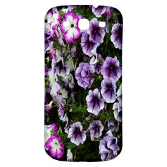 Flowers Blossom Bloom Plant Nature Samsung Galaxy S3 S III Classic Hardshell Back Case