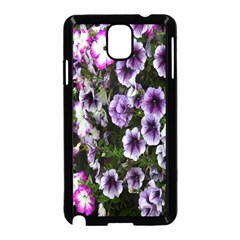 Flowers Blossom Bloom Plant Nature Samsung Galaxy Note 3 Neo Hardshell Case (Black)