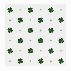 Green Leaf Medium Glasses Cloth