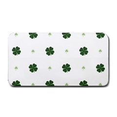 Green Leaf Medium Bar Mats