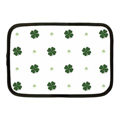 Green Leaf Netbook Case (Medium)