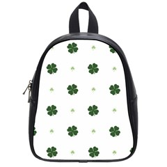 Green Leaf School Bags (Small)