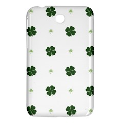 Green Leaf Samsung Galaxy Tab 3 (7 ) P3200 Hardshell Case