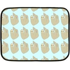 Kukang Animals Double Sided Fleece Blanket (Mini)