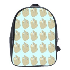 Kukang Animals School Bags(Large)