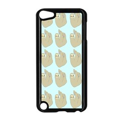 Kukang Animals Apple iPod Touch 5 Case (Black)