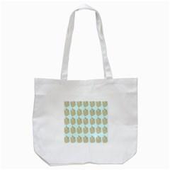 Kukang Animals Tote Bag (White)