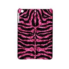 SKN2 BK-PK MARBLE iPad Mini 2 Hardshell Cases