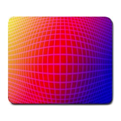 Grid Diamonds Figure Abstract Large Mousepads
