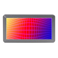 Grid Diamonds Figure Abstract Memory Card Reader (Mini)