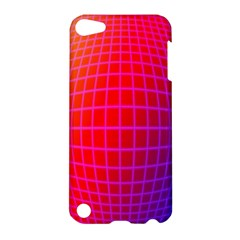 Grid Diamonds Figure Abstract Apple iPod Touch 5 Hardshell Case