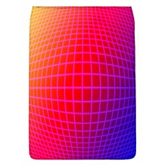 Grid Diamonds Figure Abstract Flap Covers (L)