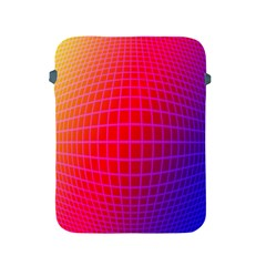 Grid Diamonds Figure Abstract Apple iPad 2/3/4 Protective Soft Cases