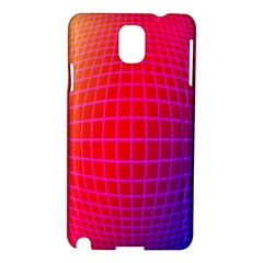 Grid Diamonds Figure Abstract Samsung Galaxy Note 3 N9005 Hardshell Case
