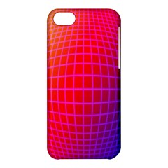 Grid Diamonds Figure Abstract Apple iPhone 5C Hardshell Case