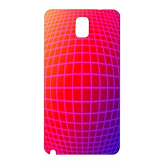 Grid Diamonds Figure Abstract Samsung Galaxy Note 3 N9005 Hardshell Back Case