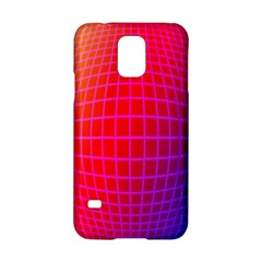 Grid Diamonds Figure Abstract Samsung Galaxy S5 Hardshell Case