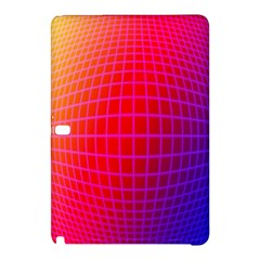 Grid Diamonds Figure Abstract Samsung Galaxy Tab Pro 12.2 Hardshell Case