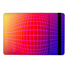 Grid Diamonds Figure Abstract Samsung Galaxy Tab Pro 10.1  Flip Case