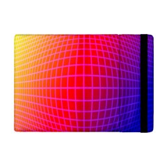 Grid Diamonds Figure Abstract iPad Mini 2 Flip Cases
