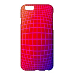 Grid Diamonds Figure Abstract Apple iPhone 6 Plus/6S Plus Hardshell Case