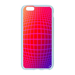 Grid Diamonds Figure Abstract Apple Seamless iPhone 6/6S Case (Color)