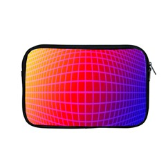Grid Diamonds Figure Abstract Apple MacBook Pro 13  Zipper Case