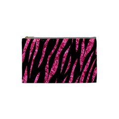 SKN3 BK-PK MARBLE Cosmetic Bag (Small)