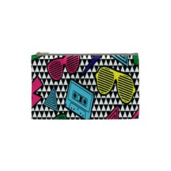 Glasses Cassette Cosmetic Bag (Small)