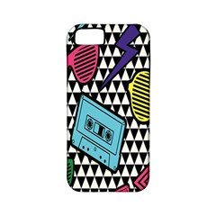 Glasses Cassette Apple iPhone 5 Classic Hardshell Case (PC+Silicone)