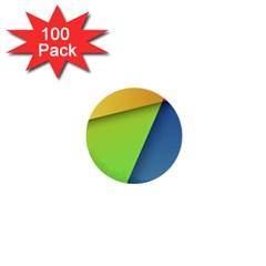 Lock Screen 1  Mini Buttons (100 pack)