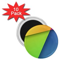 Lock Screen 1.75  Magnets (10 pack)