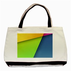 Lock Screen Basic Tote Bag