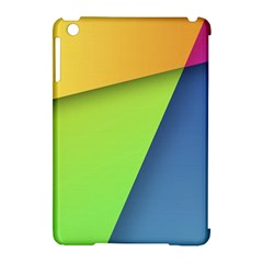 Lock Screen Apple iPad Mini Hardshell Case (Compatible with Smart Cover)
