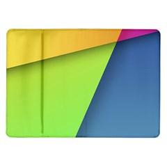 Lock Screen Samsung Galaxy Tab 10.1  P7500 Flip Case