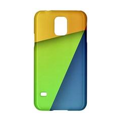 Lock Screen Samsung Galaxy S5 Hardshell Case
